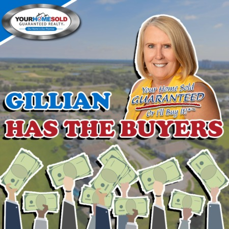 Gillian Has The Buyers