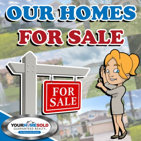 OUR HOMES FOR SALE