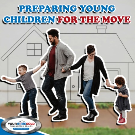 PREPARING YOUNG CHILDREN FOR THE MOVE