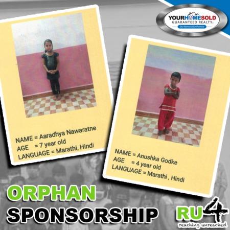 RU4People Orphan Sponsorship