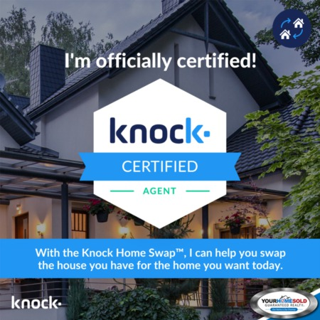 Knock™: The Smart Way to Buy Before You Sell