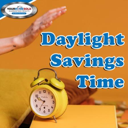 Daylight Saving Time 2021