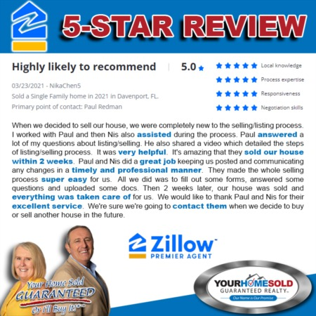 5-Star Review (3-29-2021)