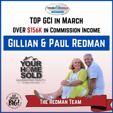 Congratulations, Redman Team