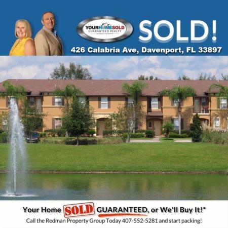 SOLD - 426 Calabria Ave, Davenport, FL 33897