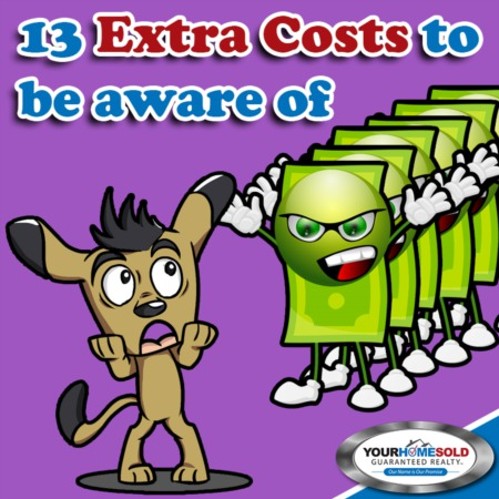 13 Extra Costs to be aware of