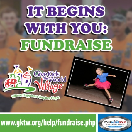 It Begins With You: FUNDRAISE