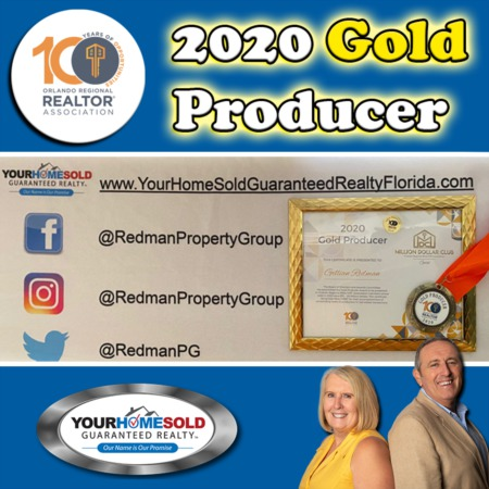 2020 GOLD PRODUCER