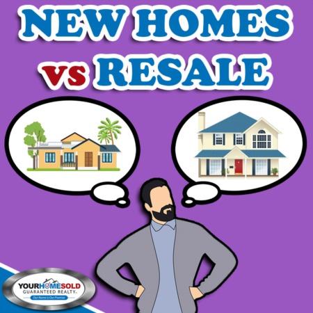 New Homes vs Resale