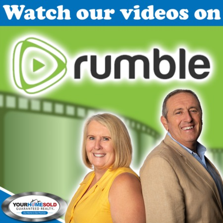 We are on RUMBLE!
