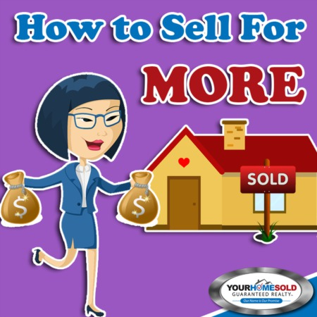 How to Sell for MORE
