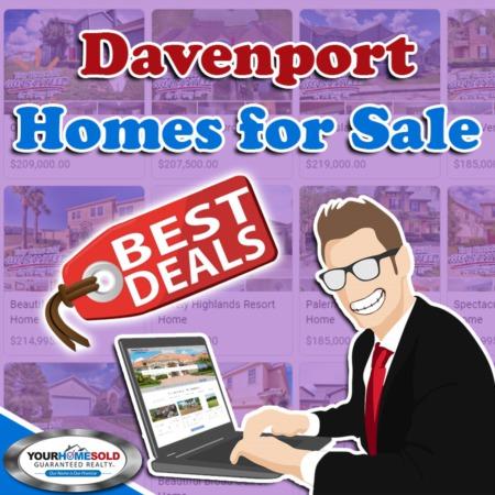Davenport Homes for Sale
