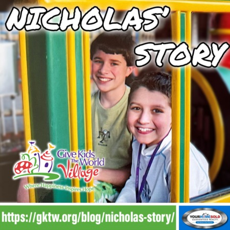 Nicholas' Story