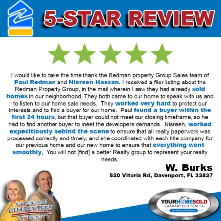 5-Star Review 7-28-21