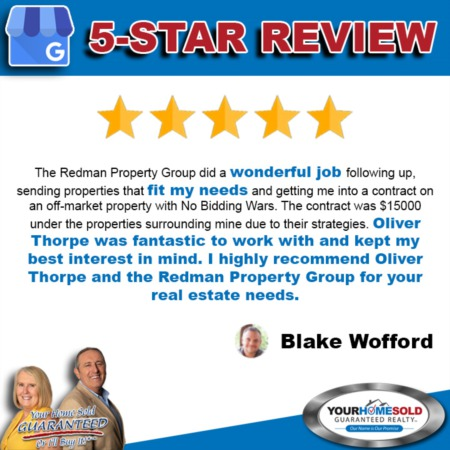 5-Star Review - 8-9-21