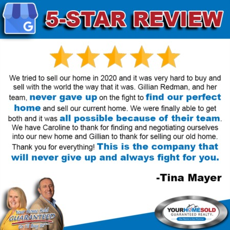 5-Star Review (9-1-2021)