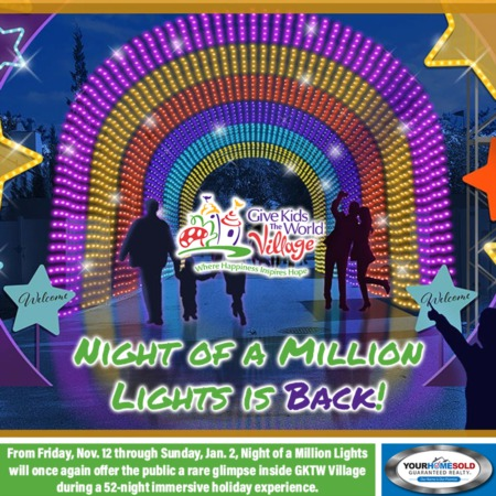 Night of a Million Lights is Back!