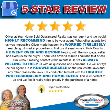 5-Star Review - 9/14/2021