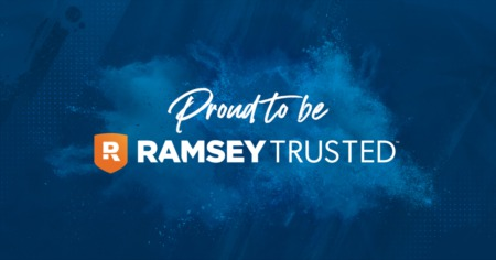 We are Ramsey Trusted!