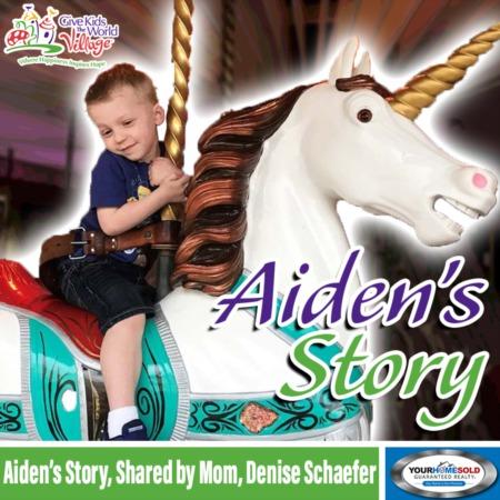 Aiden's Story, Shared by Mom, Denise Schaefer