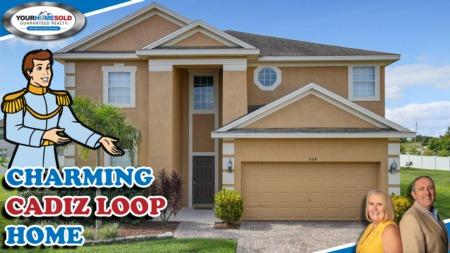 354 Cadiz Loop, Davenport, FL 33837 | Your Home Sold Guaranteed Realty 407-552-5281