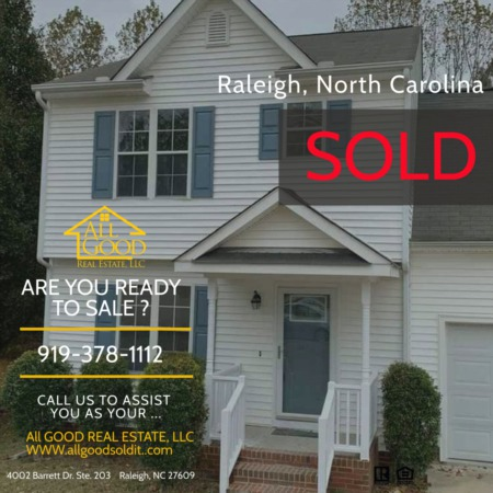 SOLD -- Congratulations To The Sellers - Next Chapter