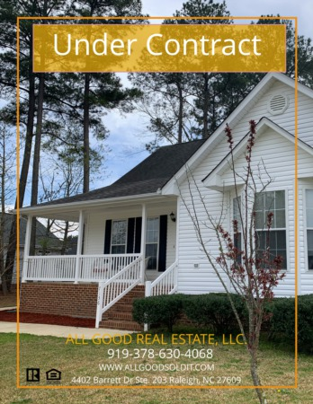 Under Contract in 12 days