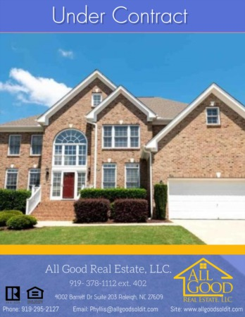 Under Contract Wake Forest