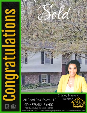 Congratulations Sold