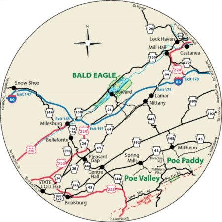 Exploring Our Outdoors: Bald Eagle State Park