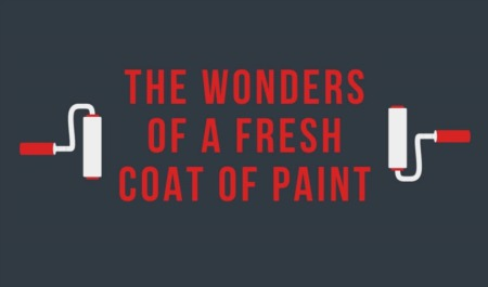 Improving Your Home: The Wonders of a Fresh Coat of Paint