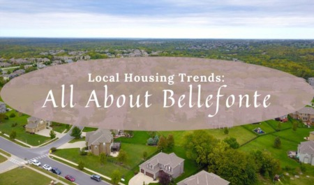 Local Housing Trends: All About Bellefonte