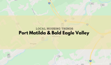 Local Housing Trends: Port Matilda & Bald Eagle Valley