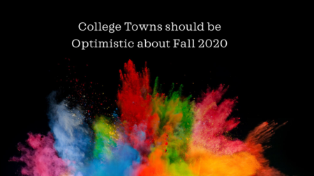 Most Colleges are Planning In-person Classes for Fall of 2020