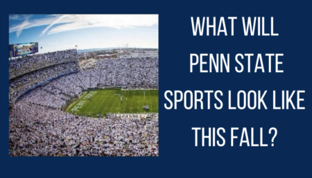 ALL ABOUT PENN STATE: What will Penn State Sports look like this Fall?