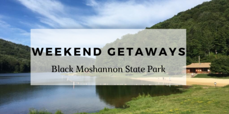 Weekend Getaways : Black Moshannon State Park