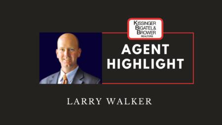 KBB REALTORS: Larry Walker
