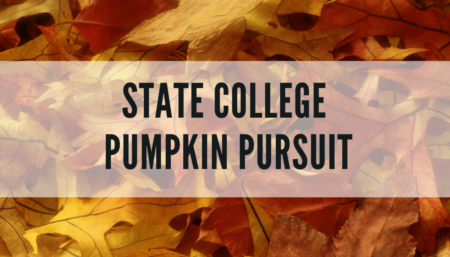 Downtown Pumpkin Pursuit | State College