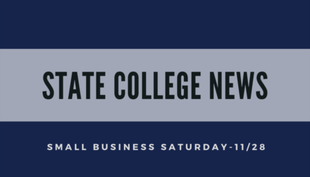 State College News- Small Business Saturday