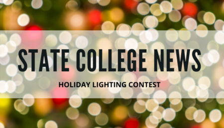 State College News - Holiday Lighting Contest