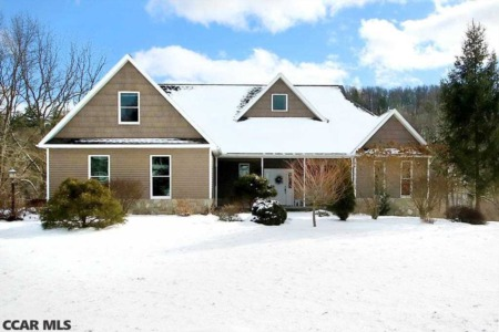 3290 Buffalo Run Road - Bellefonte