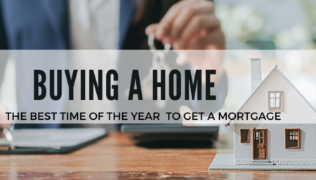 Buying a Home - The best time to get a mortgage