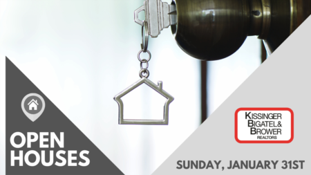 Open House this Sunday, January 31st
