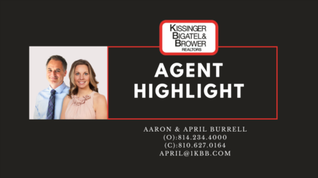 KBB REALTORS: Aaron & April Burrell