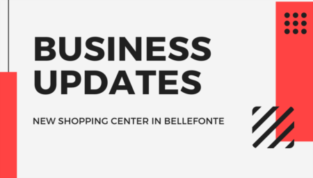 New Shopping Center in Bellefonte