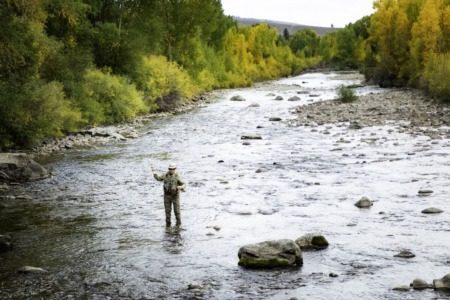 Fly Fishing in Steamboat Springs