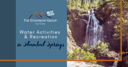 Best Water Activities in Steamboat Springs