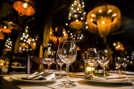 Luxury Restaurants in Downtown Austin