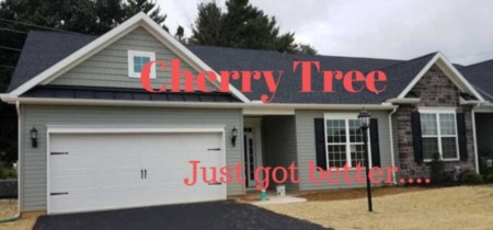 Cherry Tree Special Incentives