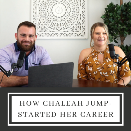 How Chaleah Gehrman Jump-Started Her Real Estate Career